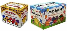 NEW x 2 BOX SET MR MEN & LITTLE MISS   86 BOOKS  £229  LIBRARY COLLECTIONS