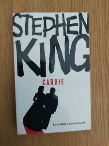 Carrie by King, Stephen Paperback Book
