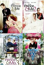 PRINCE AND ME Complete Movie 1 2 3 4 Collectiion DVD All Films Brand New Sealed
