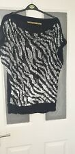 Ladies River Island Top Size 18