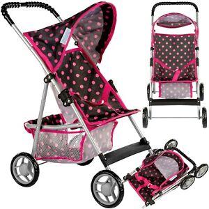 Puppenwagen Puppenbuggy Kinderwagen KP0280G Buggy Kinderplay Neu Baby Spielzeug