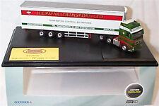 Volvo FH Fridge Trailer H.E.Payne Transport 1-76 scale New in clear case ltd ed