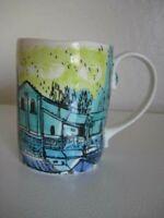 We Love Vera Neumann Anthropolgie Ladybug Mug Cup 10 oz