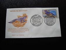 MADAGASCAR - enveloppe 7/10/70 - conservation nature - yt n° 480 - (cy7) (Z)