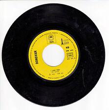 "DONOVAN Vinyl 45 tours SP 7"" I LIKE YOU - EARTH SIGN MAN - EPIC 1471 RARE"