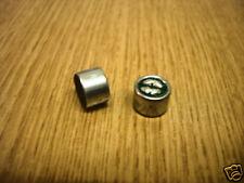 Micrófono inserciones: Sub Miniatura Soldadura almohadillas Tipo (x2)