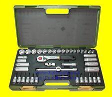 """PROXXON 23282 Knarrenkasten Nusskasten 10mm (3/8"""") Werkzeug 47 teilig - NEU"""