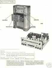 SPARTON SERVICE SCHEMATIC & DATA Sams Photofact FREE USA SHIPPING