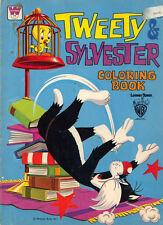 Tweety coloring book RARE