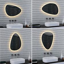 Ovale moderne Badezimmer-Spiegel | eBay