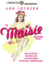 The Maisie Collection: Volume 2 [New DVD] Manufactured On Demand, Full Frame,