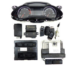Audi A4 8K 1,8TFSi WFS Motorsteuergerät, Tacho, Schlüssel, Kessy, Gateway,BCM