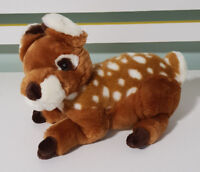 KORIMCO DEER KORIMCO FAUN STUFFED ANIMAL 25CM LONG! KIDS TOY! SOFTIE!