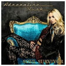 Adrenaline Rush CD Soul Survivor (2017)