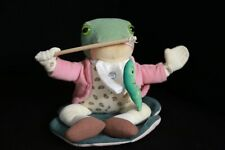 Eden Beatrix Potter Jeremiah Bullfrog Wind-Up Musical Plush