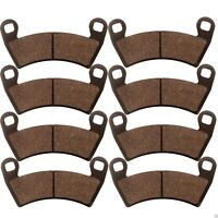 BRAND NEW FRONT & REAR BRAKE PADS FITS POLARIS RZR XP 1000 2014-2017