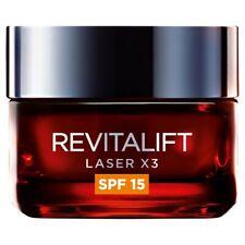 L'Oreal Paris Revitalift Laser X3 SPF15 Day Cream 50mL