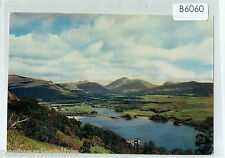 B6060pac UK Loch Awe East to Ben Lui Kilchurn Castle postcard