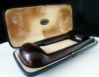 Antique Cased Smokers Pipes, Arthur Angus Anderson of Glasgow c.1900