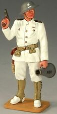 KING & COUNTRY U.S. NAVY USN002 OFFICER WITH PISTOL & LOUD HAILER MIIB