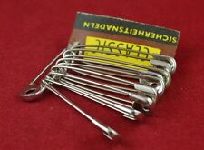 GERMAN WW2 WEHRMACHT SOLDIER SET SAFETY PINS FOR INDIVIDUAL SEWING KIT WAR RELIC
