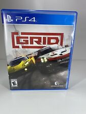 GRID Standard Edition Video Game - PlayStation 4