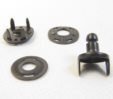 Lift The Dot Stud & Socket w/ Backing Plate, Black Oxide, 1Pc,  Ships from USA!