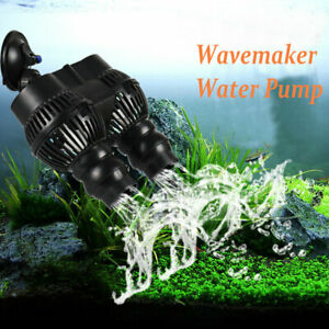 Aquarium Wave Maker Water Pump Wavemaker Suction Cup Fish Tank JVP Circulation