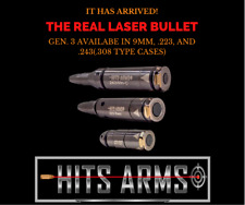 Hits Arms Laser Bullet Gen. 3 for Dry Fire Training not itarget gsight laserammo