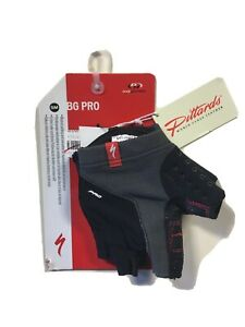 Specialized Body Geometry Pro Cycling Glove Small Black/Charcoal