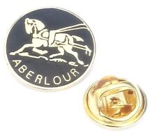 ABERLOUR QUALITY ENAMEL LAPEL PIN BADGE