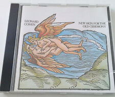LEONARD COHEN NEW SKIN FOR THE OLD CEREMONY CD ALBUM 1974 SPED GRATIS + ACQUISTI