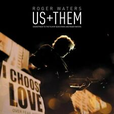 ROGER WATERS US + THEM 2 CD SET (New Release October 2nd 2020) - PRE-ORDER