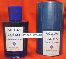 ACQUA DI PARMA BLU MEDITERRANEO MANDORLO DI SICILIA EDT NATURAL SPRAY - 75 ml