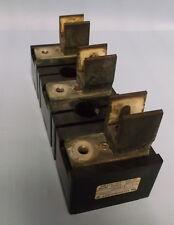 ALLEN-BRADLEY FUSE BLOCK HOLDER 200A 600V DISCONNECT TERMINAL X-402237