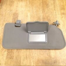 2001-2009 Ford Escape OEM RH (passenger) Non-Lighted Mirror Sun Visor (d. Grey)