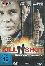 KILLSHOT ZUM ABSCHUSS FREIGEGEBEN - COMPUTER BILD EDITION 04/2011 - DVD