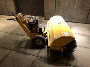"MB Companies Walk Behind Sweeper Broom 48"""