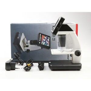 Toolcraft DigiMicro Lab 5.0 USB LCD Mikroskop Monitor max + NEU (230440)