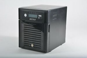Buffalo WS5400DN0804W2 Terastation 8TB (4x2TB) Nas Réseau Rattaché Rangement