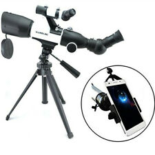 Visionking 50mm Astronomical Telescope Moon Spotting Scope & Smart phone adapter