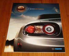 Original 2008 Mazda MX-5 Miata Sales Brochure SV Sport Grand Touring