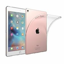 Apple iPad Pro 10.5 2017 Clear Case Soft TPU Back Protector Cover Shockproof