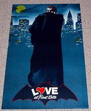 GEORGE HAMILTON Dracula Love At First Bite Vampire Movie Poster 1979