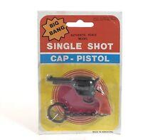 Vintage Big Bang Single Shot Cap Pistol Cowboy Gun Keychain