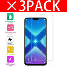 For Huawei Honor 8X Tempered Glass Screen Protector - CRYSTAL CLEAR