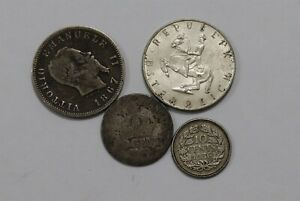 WORLD OLD SILVER COINS LOT B35 S14