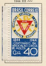 Brazil 1944 Early Issue Fine Mint Hinged 40c. NW-17189