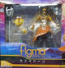 Used Max Factory 083 figma Summer Wars Love Machine PVC Painted