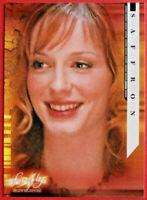 Joss Whedon's FIREFLY - Card #11 - SAFFRON / YOLANDA / BRIDGET - Inkworks 2006